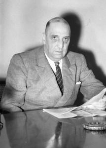 Henri Brochu, um 1950