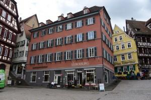 """""""Silberburg"""" am Marktplatz"""