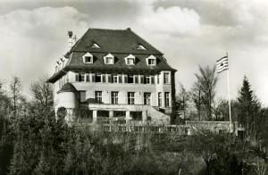 Haus der Akademischen Gesellschaft Rothenburg in der Schlossbergstraße 23