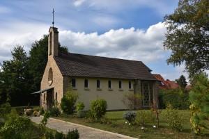 """Rumänisch-Orthodoxe Kirche """"St. Georg"""