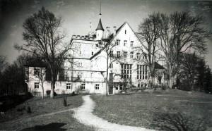 Rhenanenhaus, Aufnahme vom März 1927