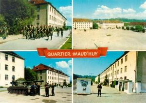 Das französische Quartier Maud'Huy in der ehemaligen Hindenburg-Kaserne