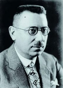 (Christian) Otto Erbe, les années 1940, droits: Archives ERBE